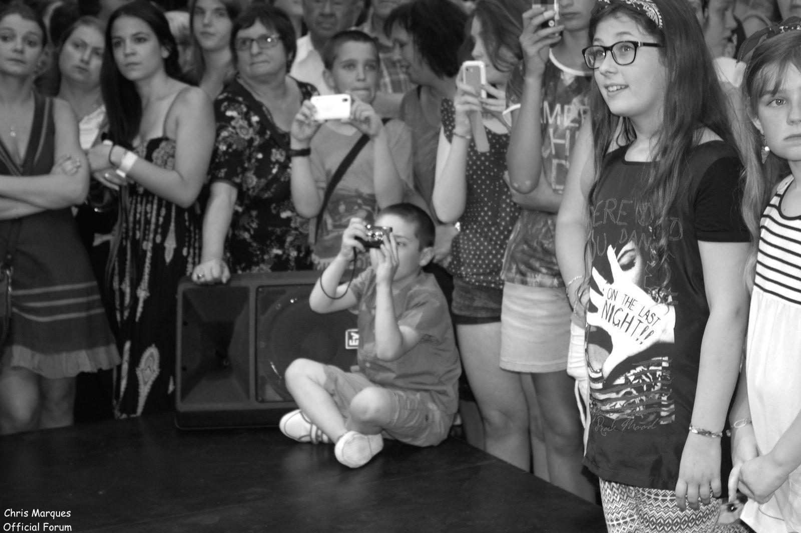 [14.06.2014] Evénement à #Colmar Chris Marques et Jaclyn Spencer pour un Flashmob/Cours de Danse/Dédicaces exceptionnels le tout organisé par la MJC de Colmar 5711