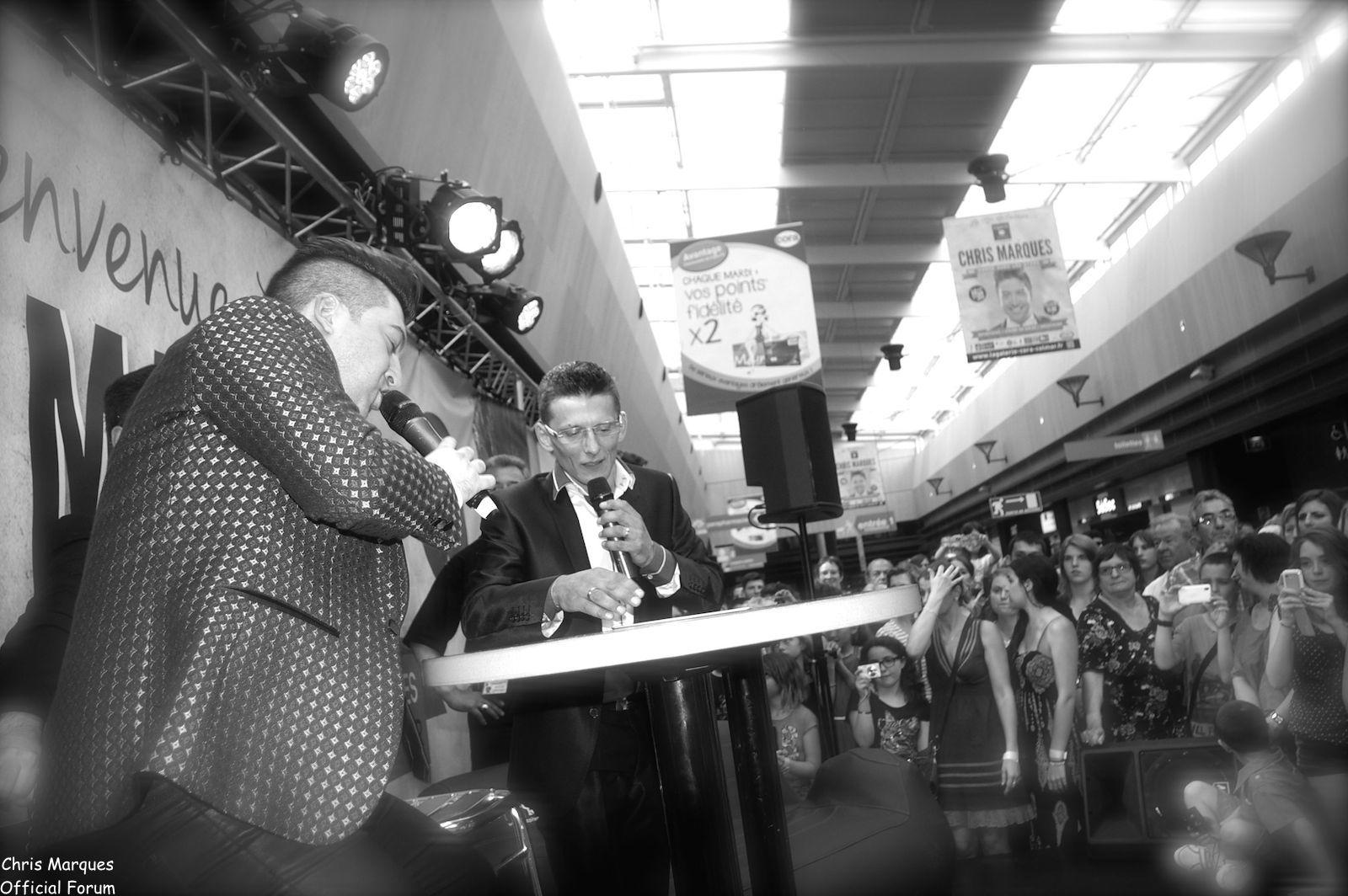 [14.06.2014] Evénement à #Colmar Chris Marques et Jaclyn Spencer pour un Flashmob/Cours de Danse/Dédicaces exceptionnels le tout organisé par la MJC de Colmar 6411