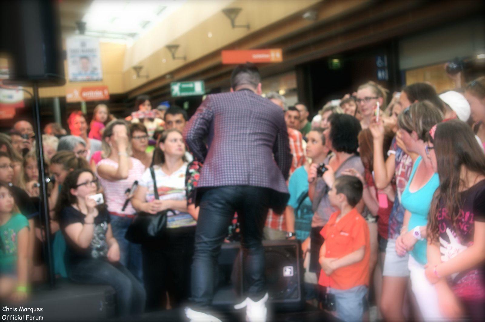 [14.06.2014] Evénement à #Colmar Chris Marques et Jaclyn Spencer pour un Flashmob/Cours de Danse/Dédicaces exceptionnels le tout organisé par la MJC de Colmar 6711
