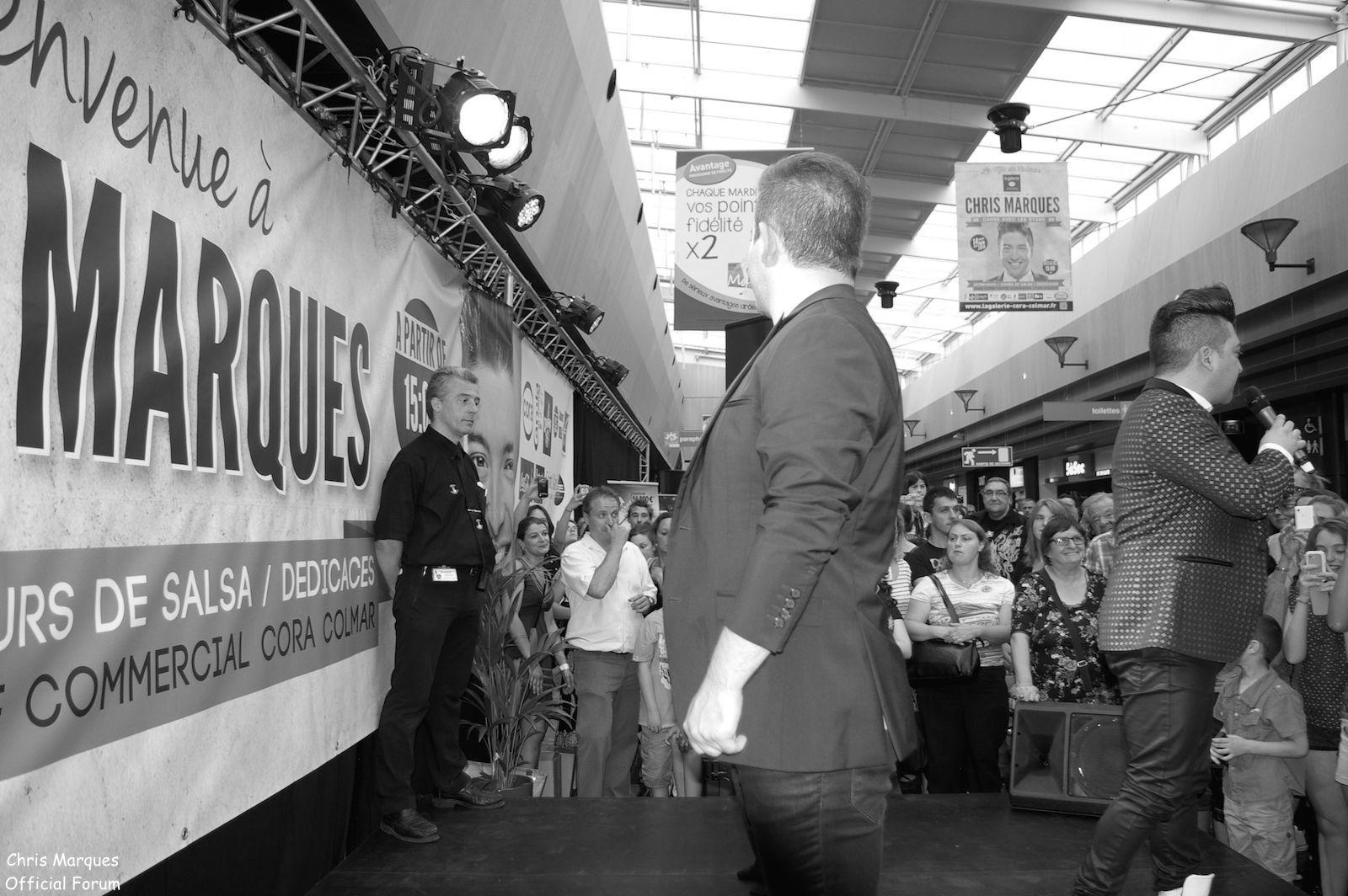 [14.06.2014] Evénement à #Colmar Chris Marques et Jaclyn Spencer pour un Flashmob/Cours de Danse/Dédicaces exceptionnels le tout organisé par la MJC de Colmar 6911