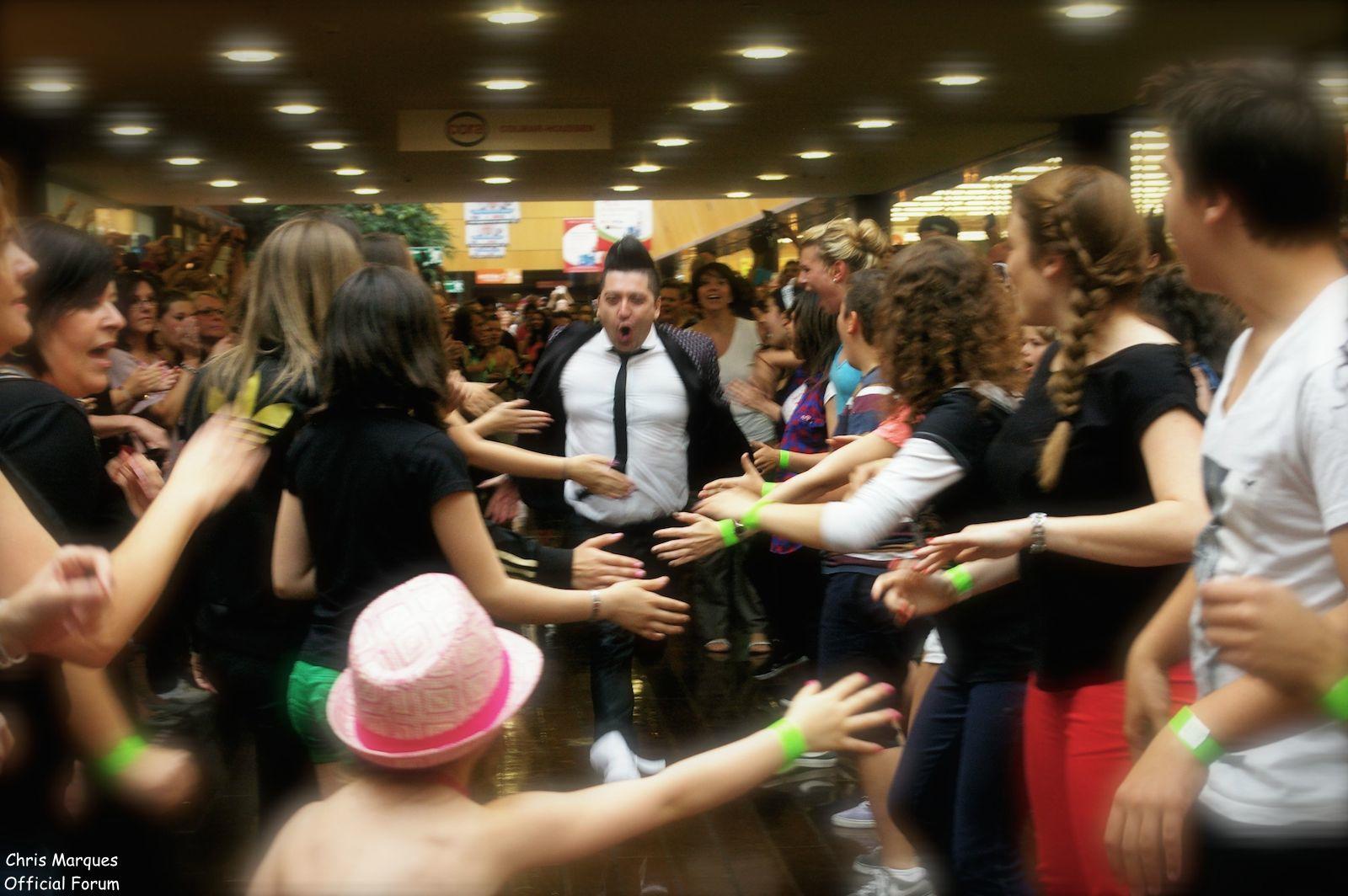 [14.06.2014] Evénement à #Colmar Chris Marques et Jaclyn Spencer pour un Flashmob/Cours de Danse/Dédicaces exceptionnels le tout organisé par la MJC de Colmar 712