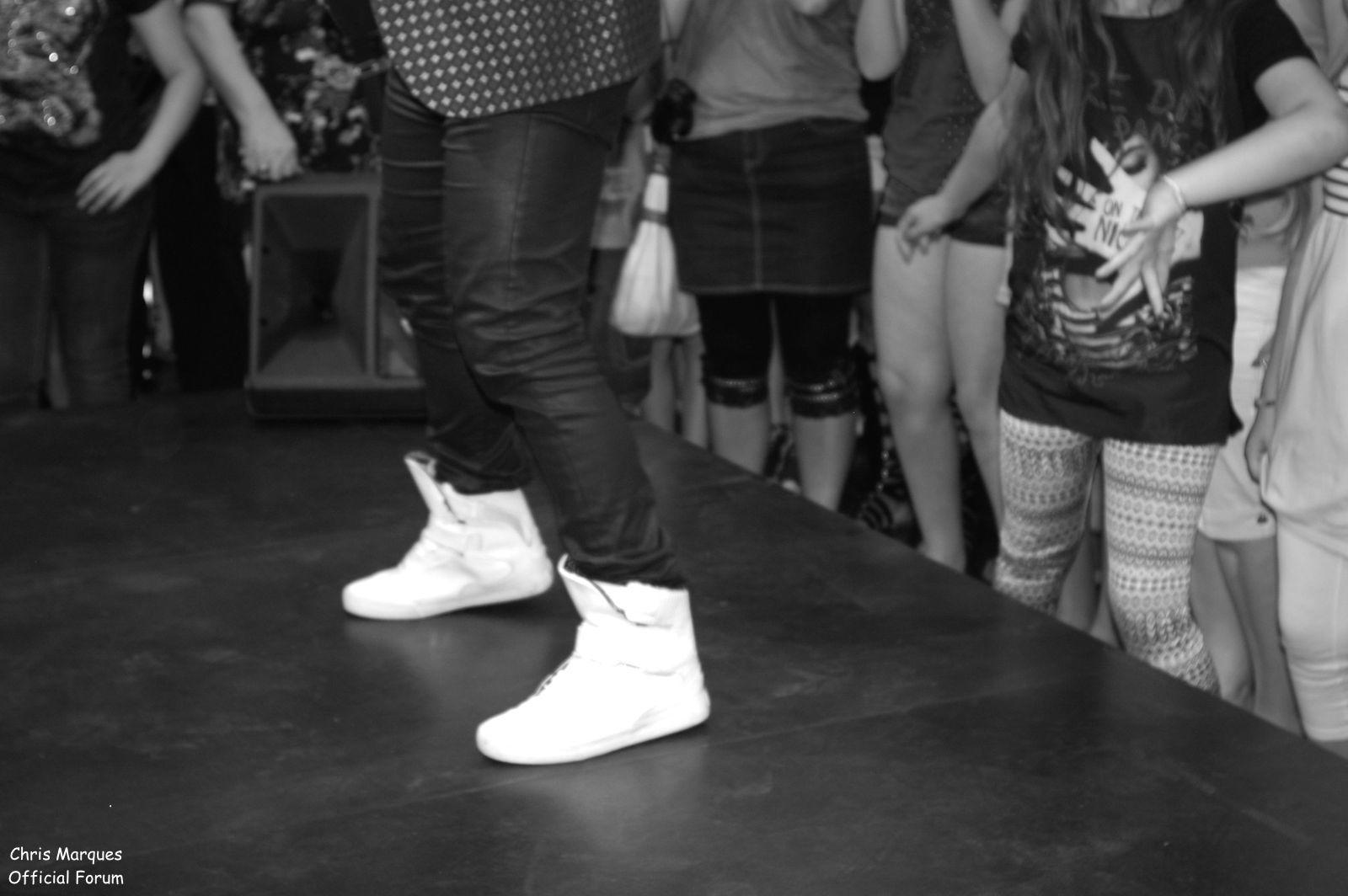 [14.06.2014] Evénement à #Colmar Chris Marques et Jaclyn Spencer pour un Flashmob/Cours de Danse/Dédicaces exceptionnels le tout organisé par la MJC de Colmar 7711