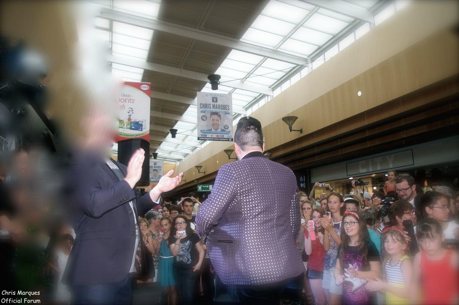 [14.06.2014] Evénement à #Colmar Chris Marques et Jaclyn Spencer pour un Flashmob/Cours de Danse/Dédicaces exceptionnels le tout organisé par la MJC de Colmar 7811