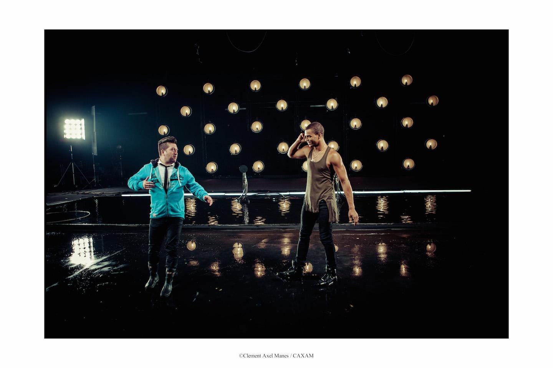 [DALS 4] PHOTOSHOOT Chris Marques Directeur Artistique de #DALS conseillant et guidant les Stars et Danseurs Pros By Clément Axel Manes 810
