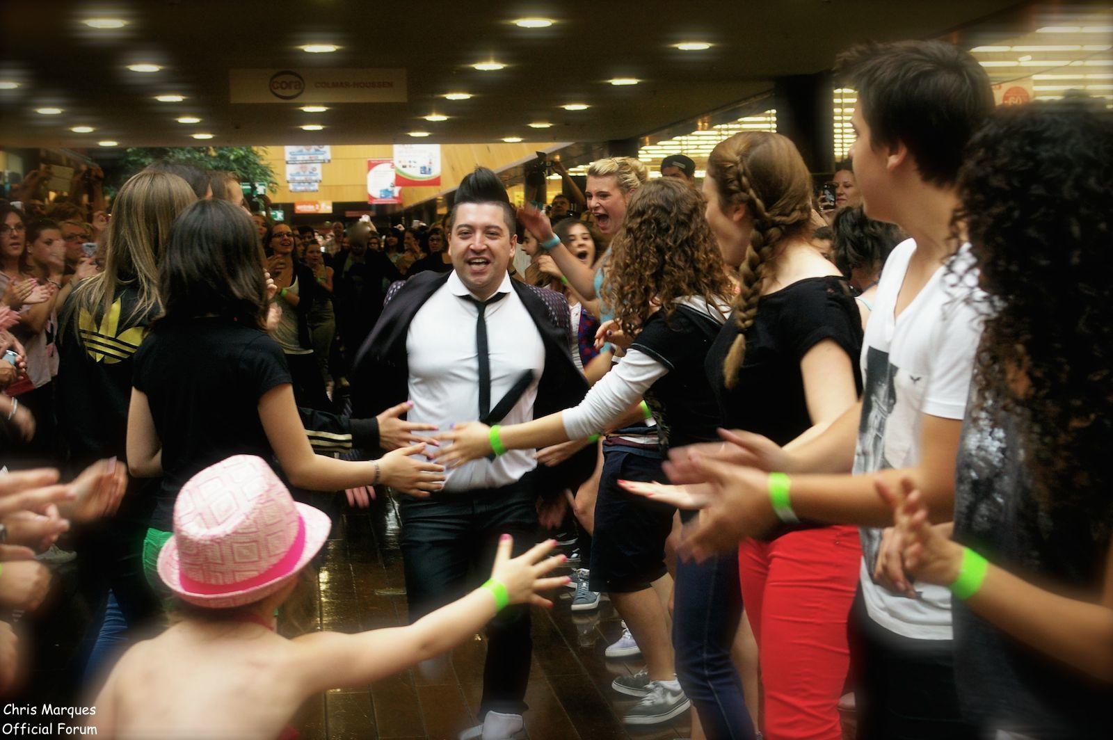 [14.06.2014] Evénement à #Colmar Chris Marques et Jaclyn Spencer pour un Flashmob/Cours de Danse/Dédicaces exceptionnels le tout organisé par la MJC de Colmar 812