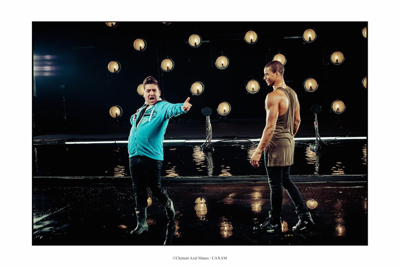 [DALS 4] PHOTOSHOOT Chris Marques Directeur Artistique de #DALS conseillant et guidant les Stars et Danseurs Pros By Clément Axel Manes 910