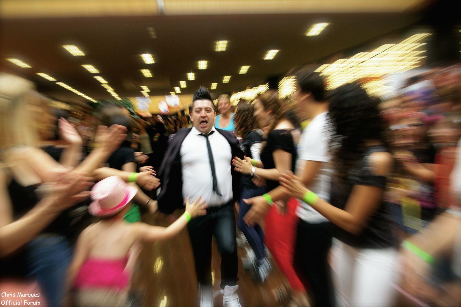 [14.06.2014] Evénement à #Colmar Chris Marques et Jaclyn Spencer pour un Flashmob/Cours de Danse/Dédicaces exceptionnels le tout organisé par la MJC de Colmar 912