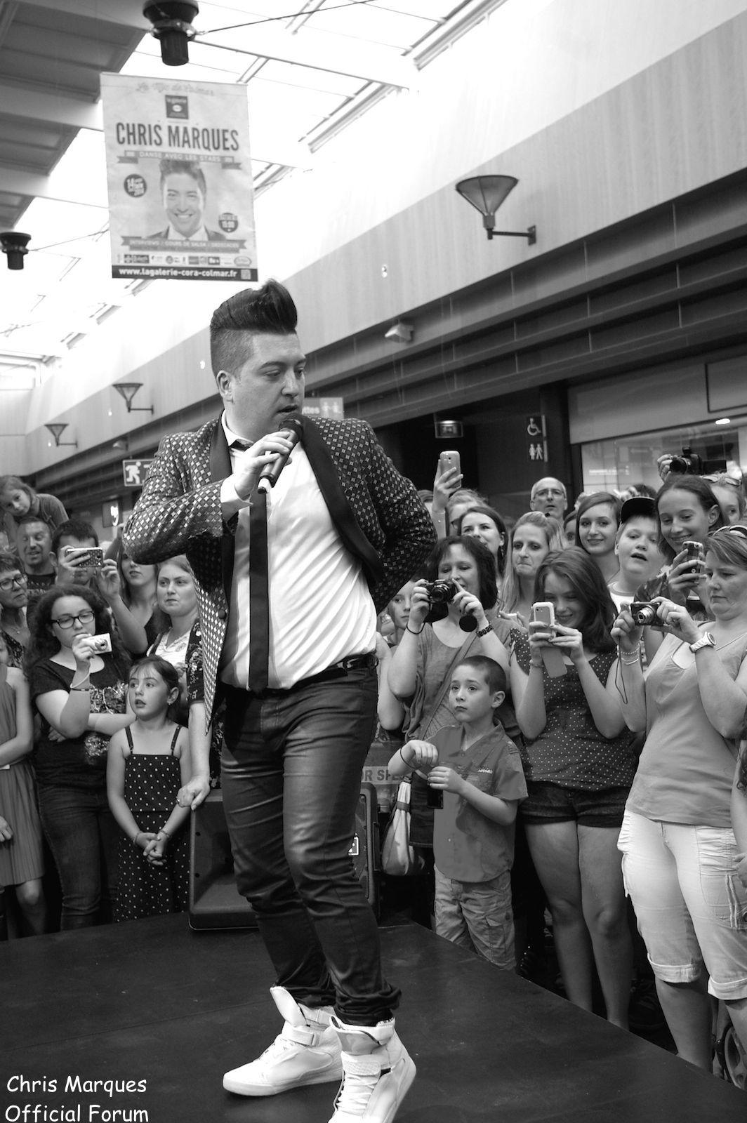 [14.06.2014] Evénement à #Colmar Chris Marques et Jaclyn Spencer pour un Flashmob/Cours de Danse/Dédicaces exceptionnels le tout organisé par la MJC de Colmar 9611