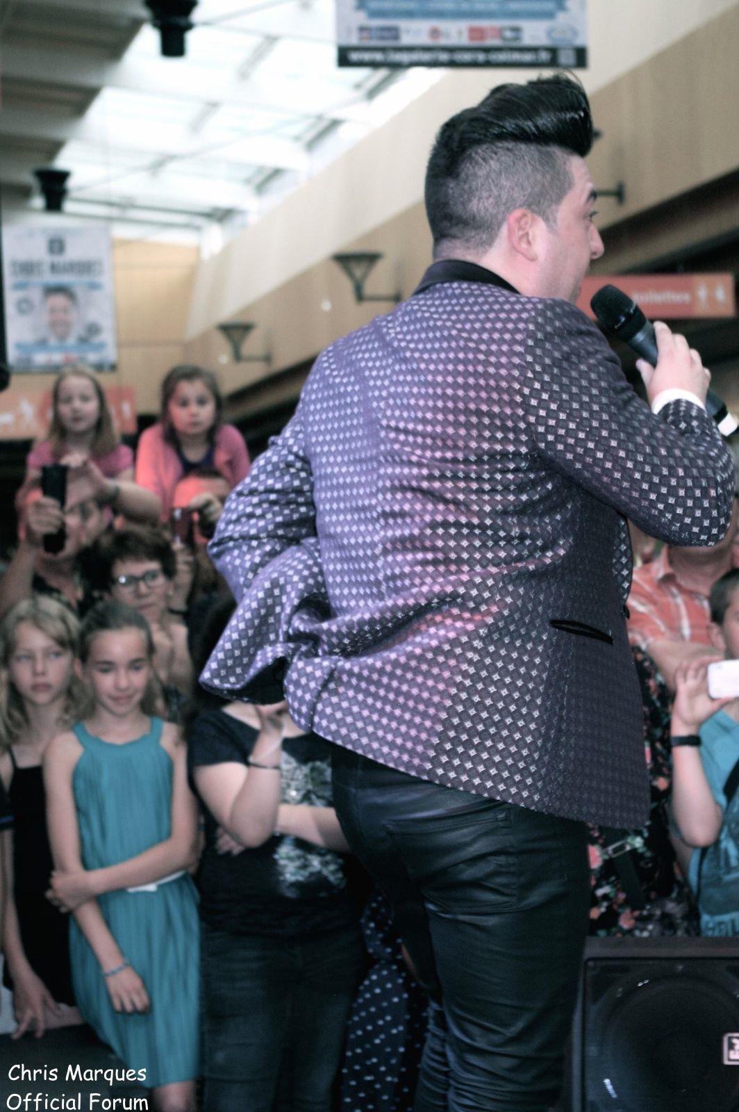 [14.06.2014] Evénement à #Colmar Chris Marques et Jaclyn Spencer pour un Flashmob/Cours de Danse/Dédicaces exceptionnels le tout organisé par la MJC de Colmar 9911