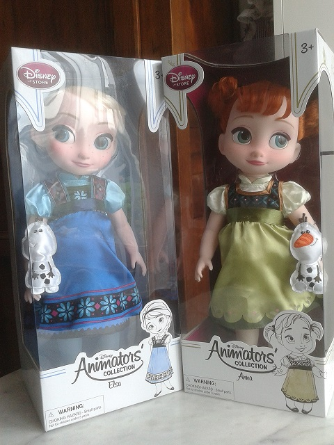 Disney Animator's Collection (depuis 2011) - Page 6 20141044