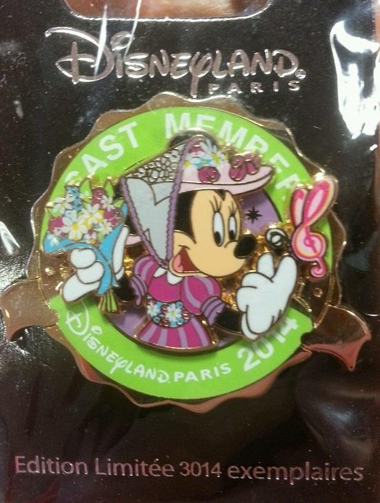Le Pin Trading à Disneyland Paris - Page 20 Minnie11