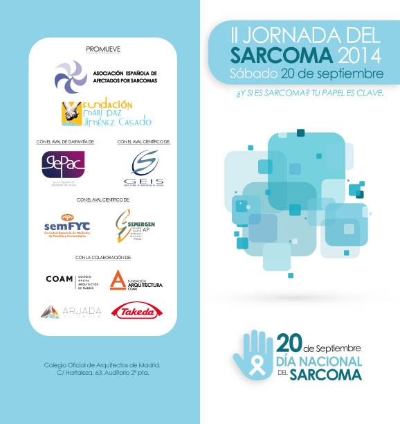 II JORNADA DEL SARCOMA Diptic10