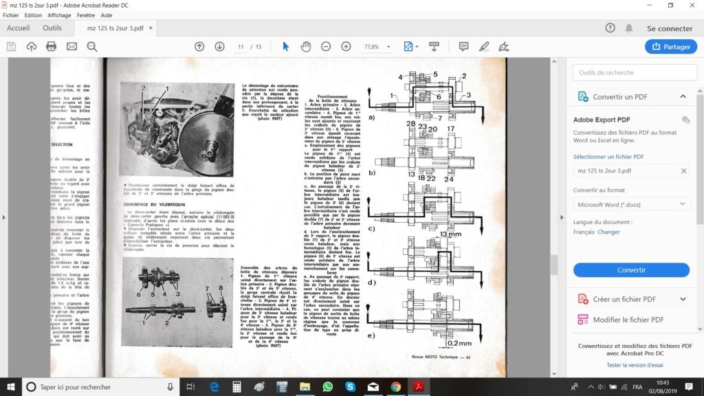Remise en état moteur 125 TS - Page 4 Reglag13