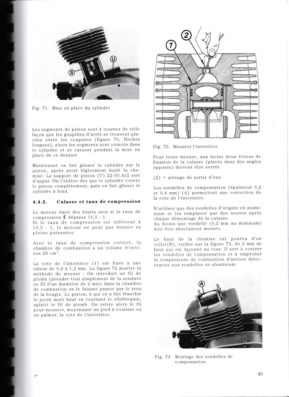 remontage piston Squich10