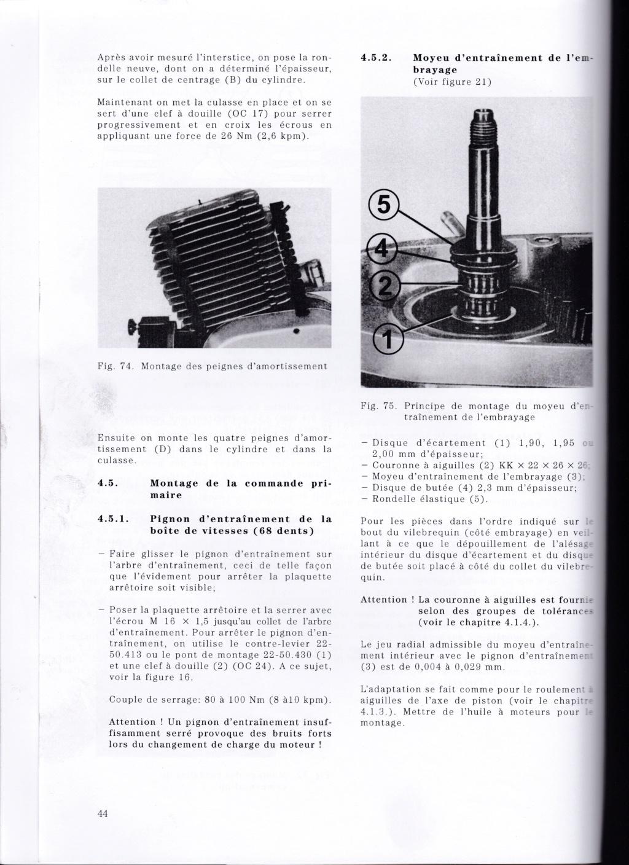 remontage piston Squich11
