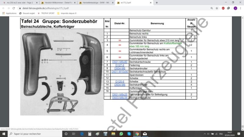 mz 250 es/2 avec side - Page 2 Tablie10