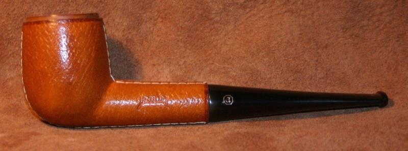 Restauration pipe gainée de cuir Pp10