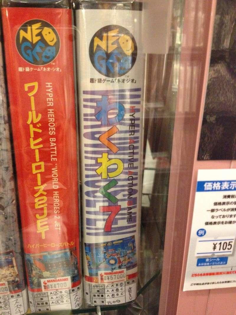 Voyage au JAPON ET achats de jeux AES sur TOKYO - Page 4 Img_3612
