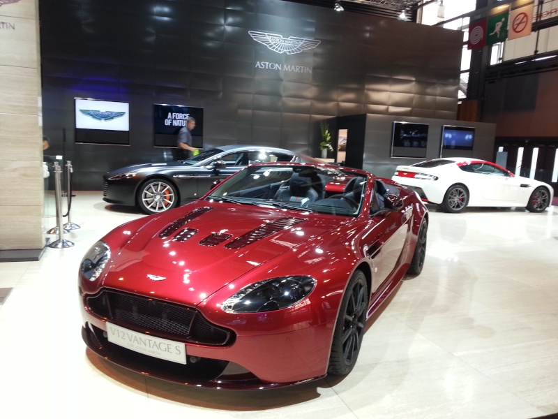 Salon de l 39 automobile 2014 - Salon de l automobile 2014 ...