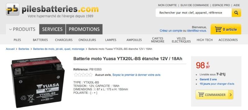 batterie - batterie 1800 Pile_t10
