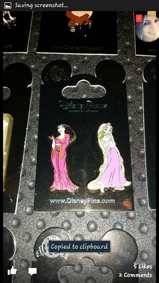 Le Pin Trading à Disneyland Paris - Page 3 10376810