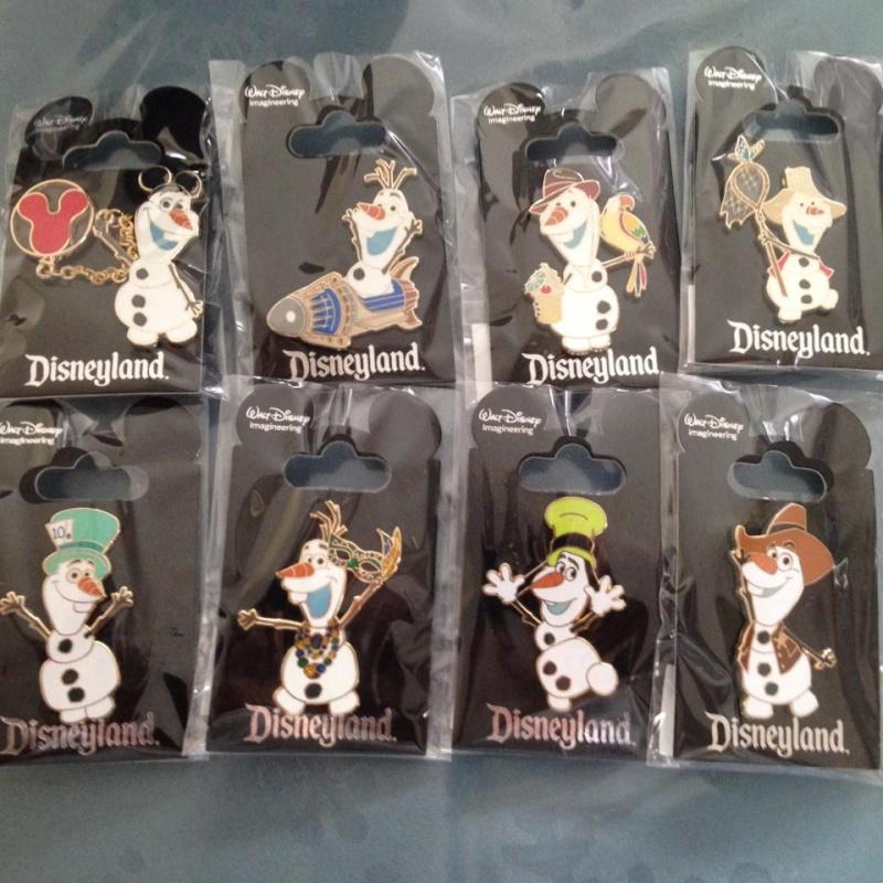 Le Pin Trading à Disneyland Paris 10527210