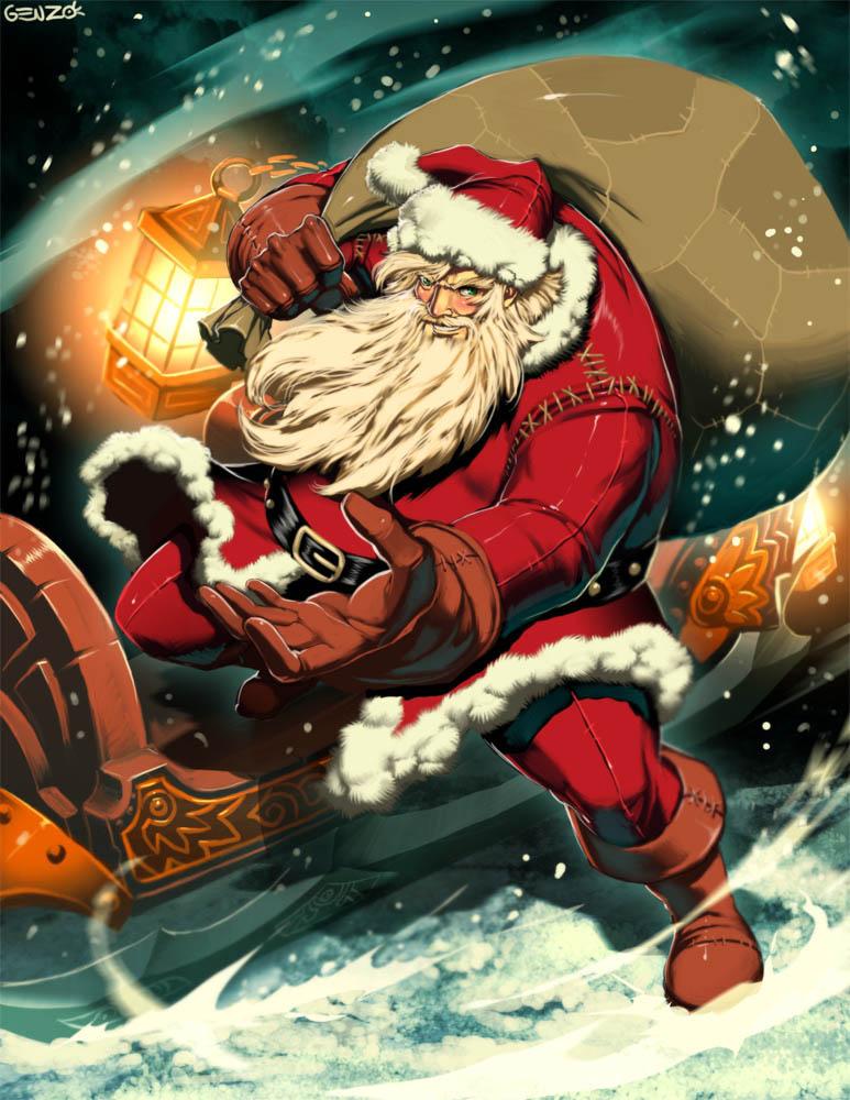 Joyeux noel :D Santa_10