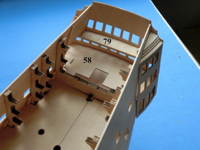 H.M.S. Victory au 1/84°plus rien à voir avec le kit - Page 23 Cimg0638