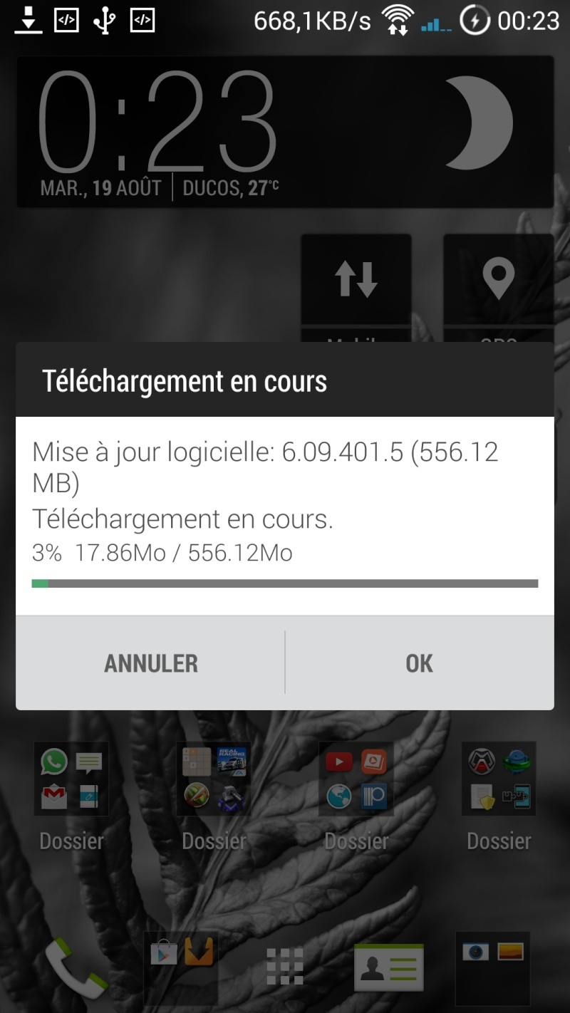 [TUTO] Mise à jour Logicielle OTA : Android 4.4.3 - 6.09.401.5 + ModNoREDWarning Screen12