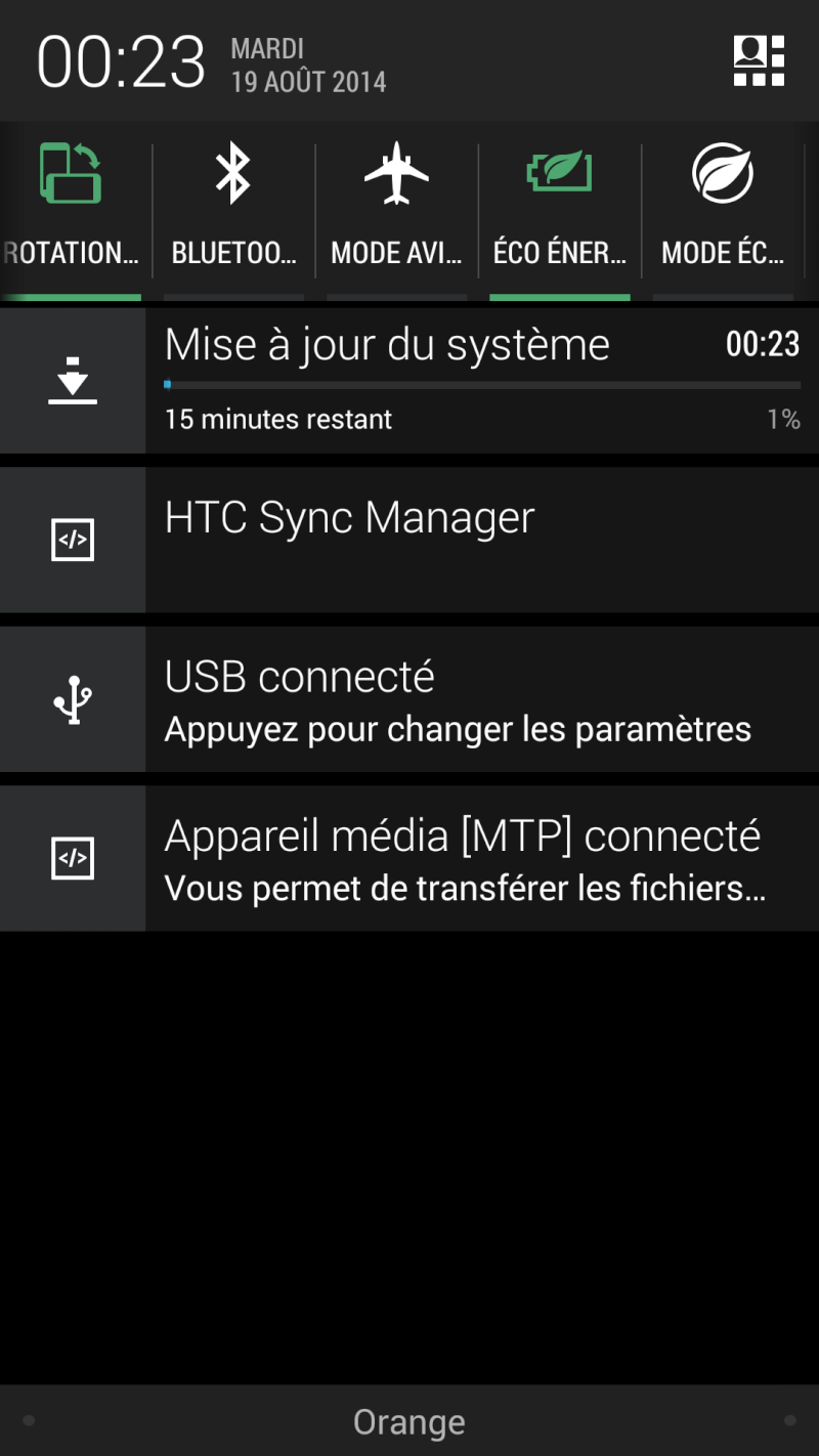 [TUTO] Mise à jour Logicielle OTA : Android 4.4.3 - 6.09.401.5 + ModNoREDWarning Screen20