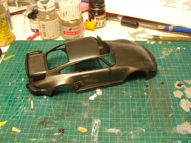 Porsche 911 Flatnose Tamiya Dscf9810