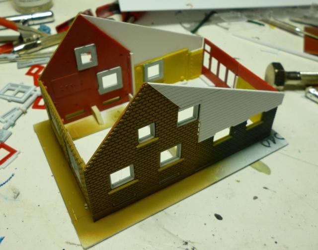 Maison agrandie HO Maison11