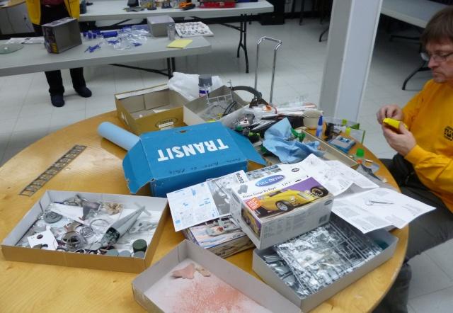 Meeting-workshop de Longueuil, 4-5 fois par année Meetap11