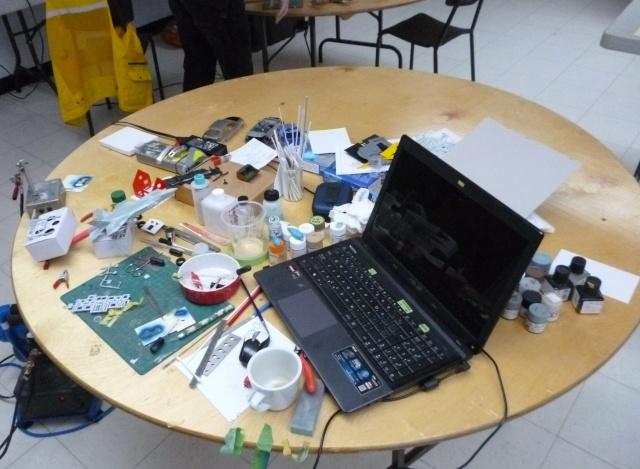 Meeting-workshop de Longueuil, 4-5 fois par année Meetap12