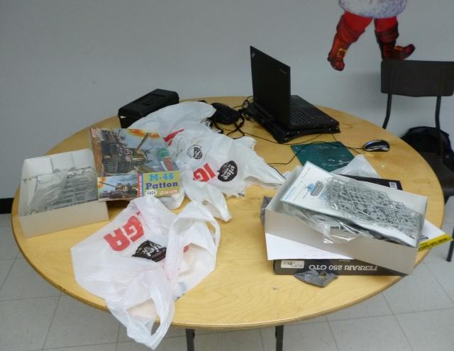 Meeting-workshop de Longueuil, 4-5 fois par année Meetap15