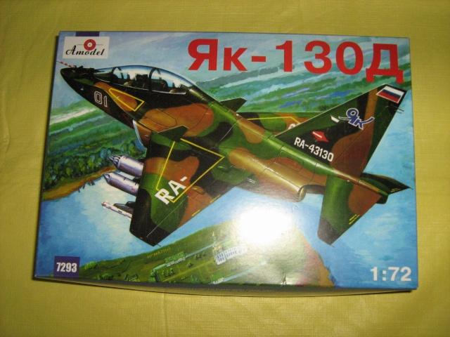 Yak-130 D de A-Model, 1/72 Yak-1310