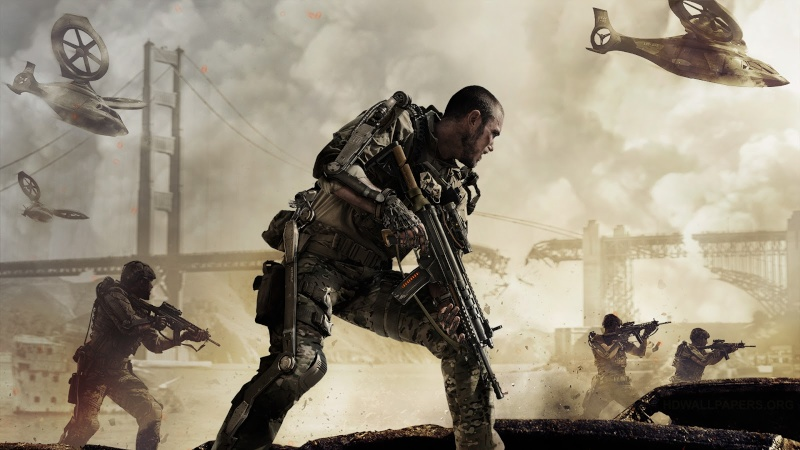 Call of Duty Advanced Warfare PC Game Free Download [Latest] Reply to Thread  Call-o10