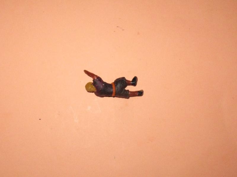 modelage de personnage en pâte Fimo 00211