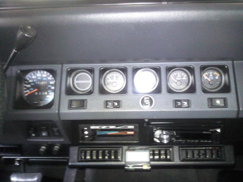 Jeep wragler yj choix du projet et son evolution future 00214