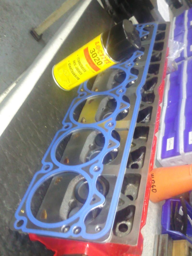revision  ensemble culasse 4l  fab 00912