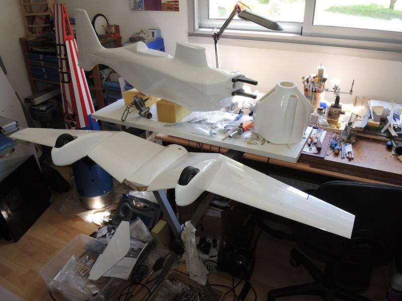 Racer Biplan Phantom 70 éch: 1/4 Dscn2515