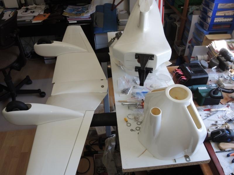 Racer Biplan Phantom 70 éch: 1/4 Dscn2611