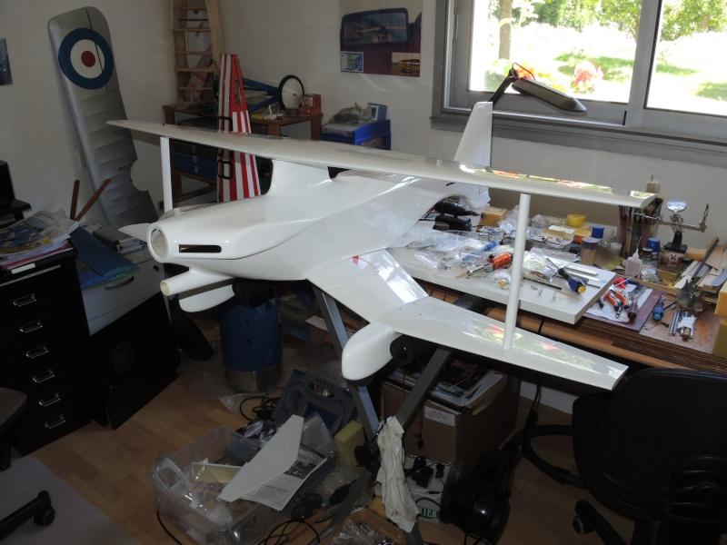 Racer Biplan Phantom 70 éch: 1/4 Dscn2615