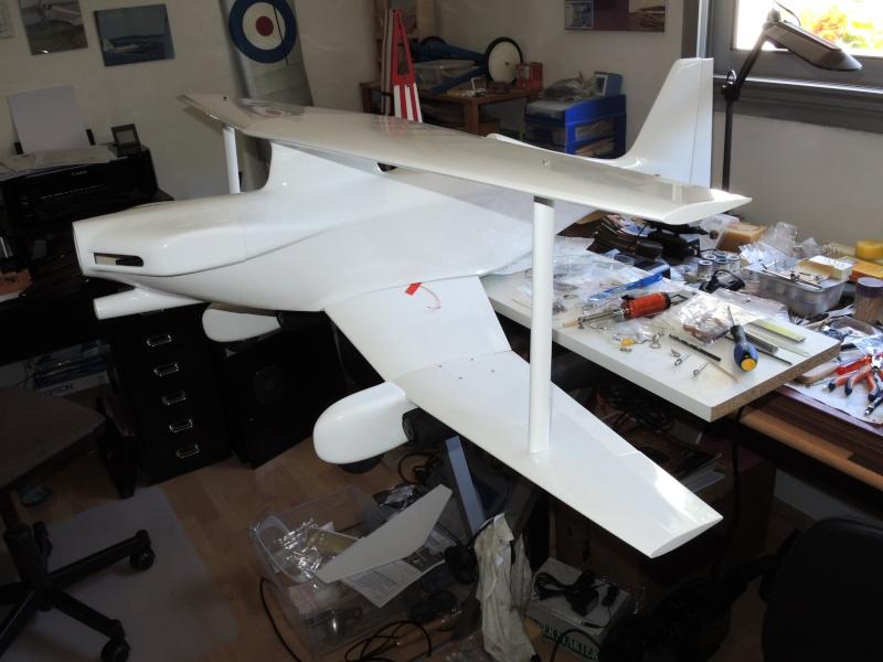 Racer Biplan Phantom 70 éch: 1/4 Dscn2616