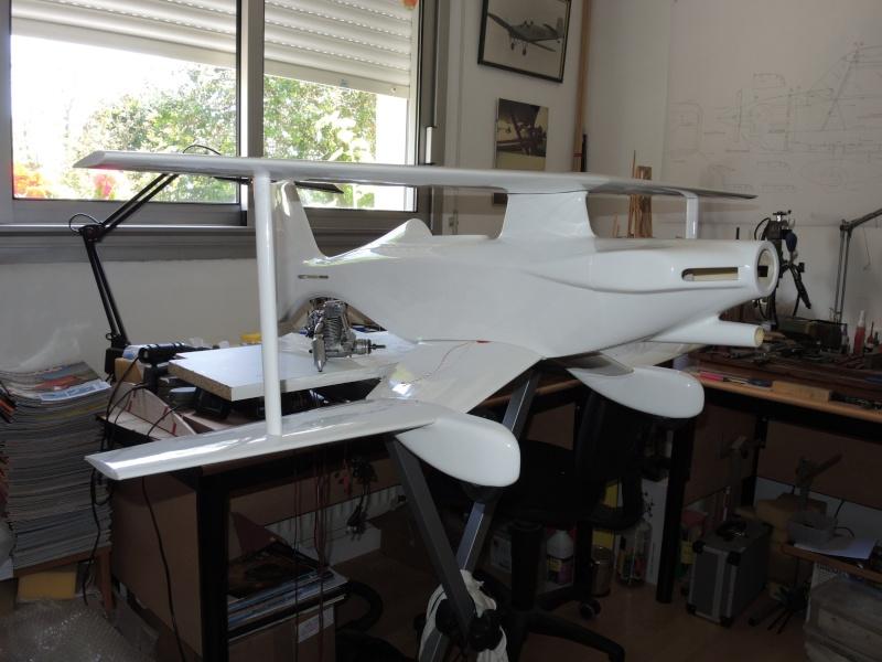 Racer Biplan Phantom 70 éch: 1/4 Dscn2617