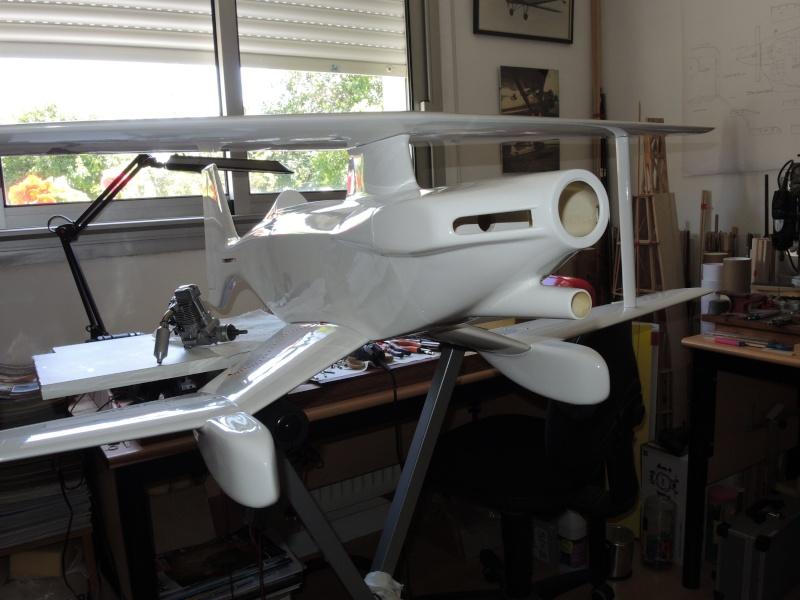 Racer Biplan Phantom 70 éch: 1/4 Dscn2618