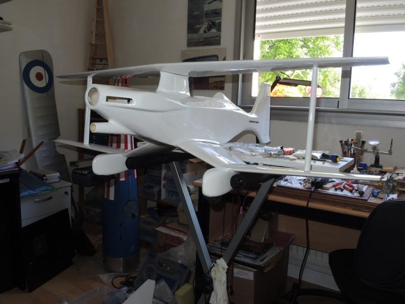 Racer Biplan Phantom 70 éch: 1/4 Dscn2619