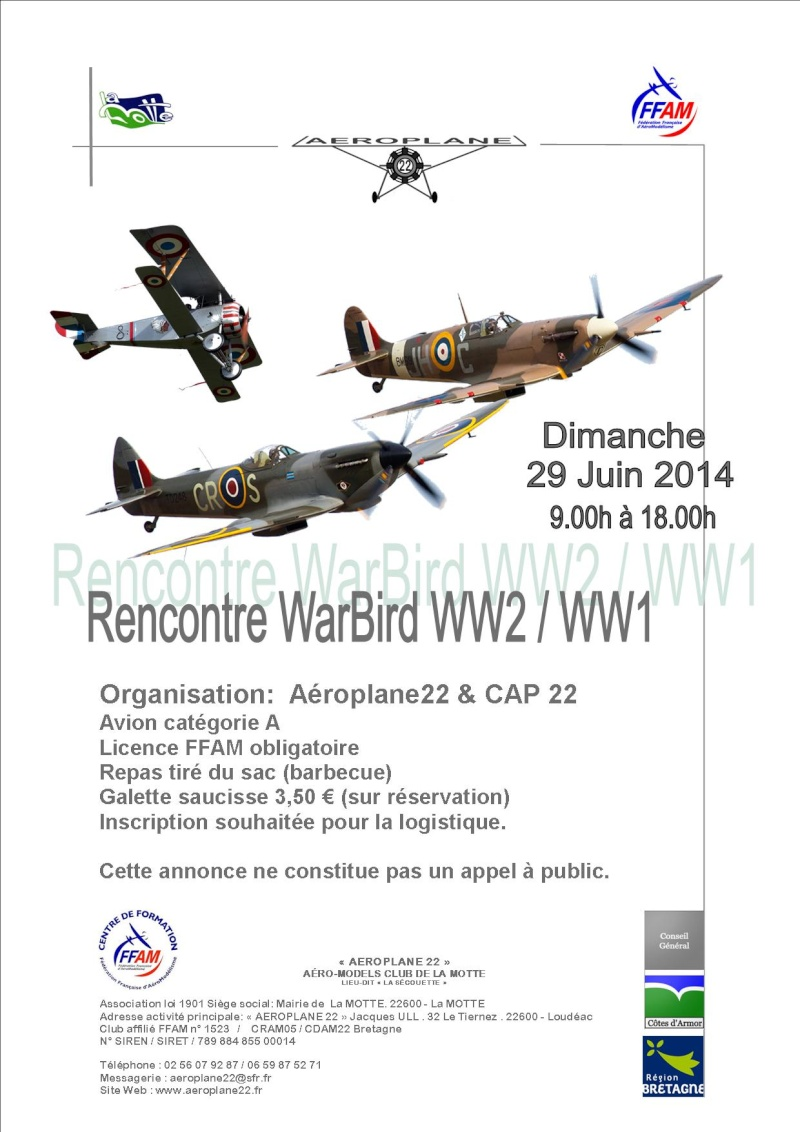 Rencontre WarBird WW2 / WW1 Lettre10