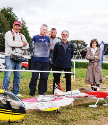 Nouveau Club d'Aéromodélisme en Côtes d'Armor Plusie10