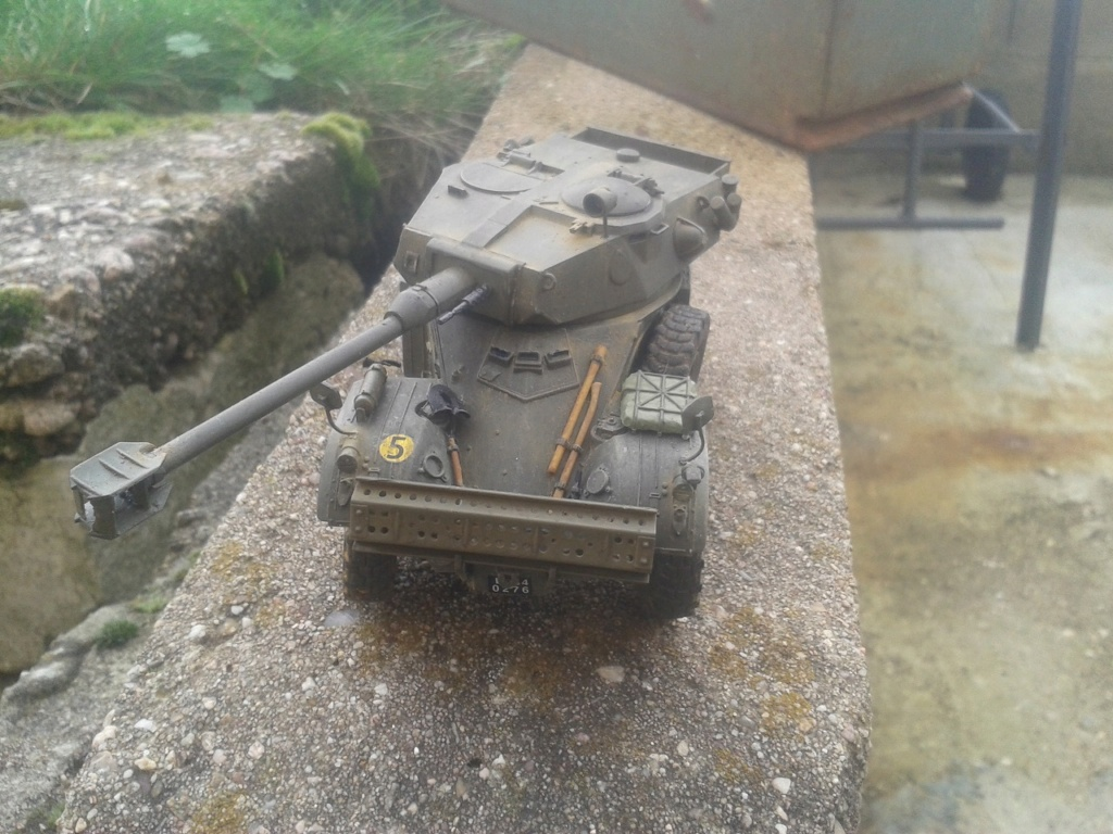 AML canon de 90 au 1/35 TAKOM 00219